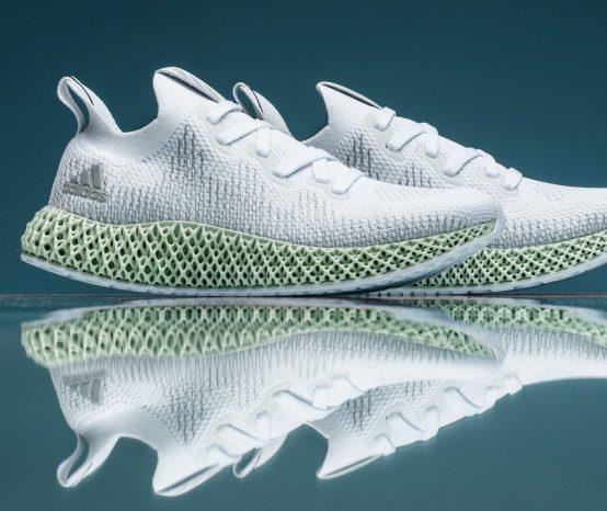 Adidas'ın 3D yazıcıda üretilen yeni taban teknolojisi: Alphaedge 4D