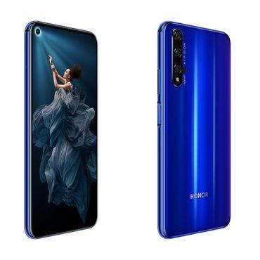 Honor 20'nin özellikleri ve Türkiye fiyatı açıklandı