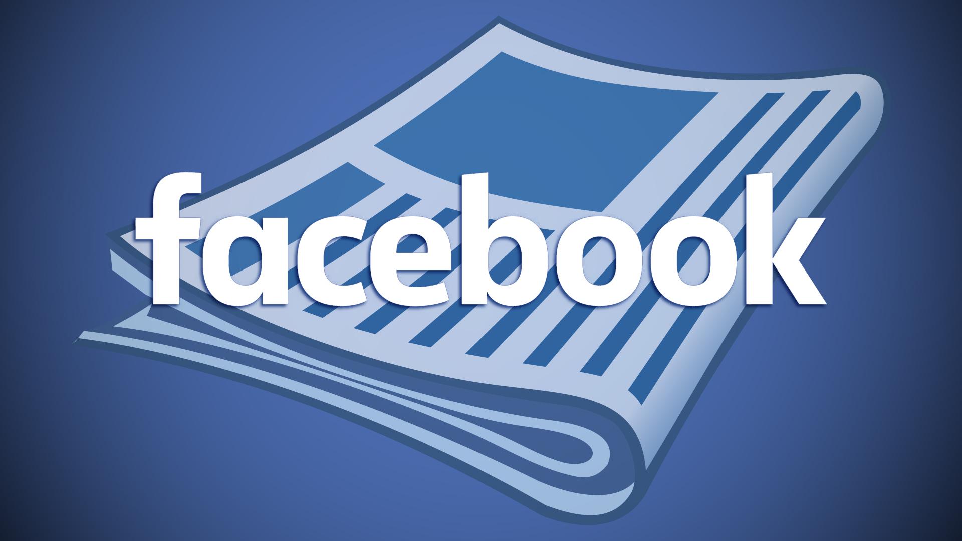 facebook haber bülteni